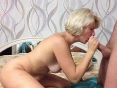 Домашняя Порно Русское С Блондинкой Зрелой